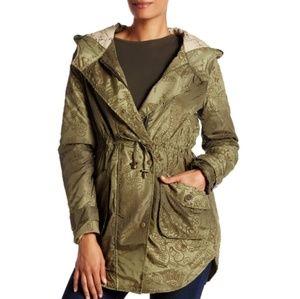 Desigual Doris Flocked Coat